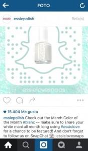 Essie Instagram
