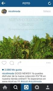 Nicoli Instagram